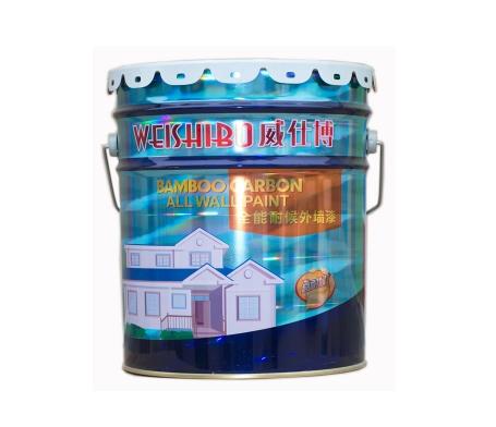 涂料生产厂家-全能耐候外墙漆